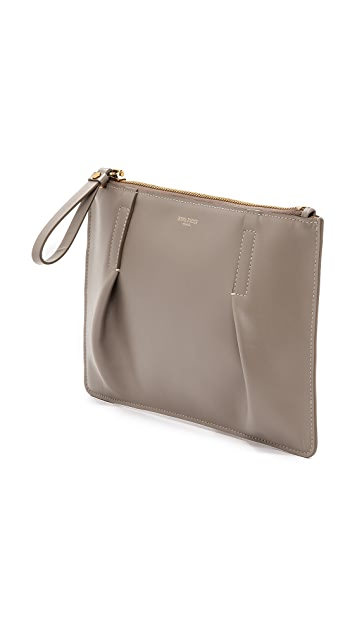 Nina Ricci Leather Pouchette