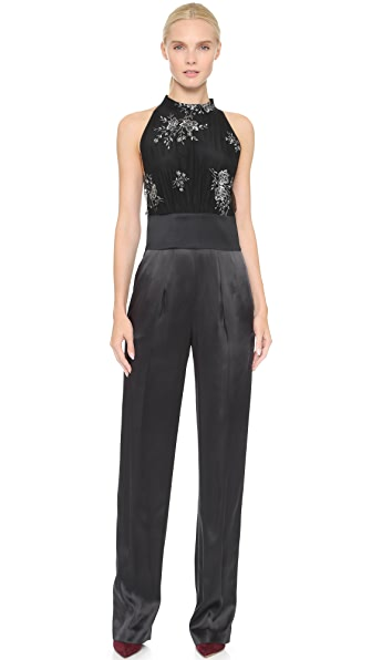 Nina Ricci Sleeveless Jumpsuit