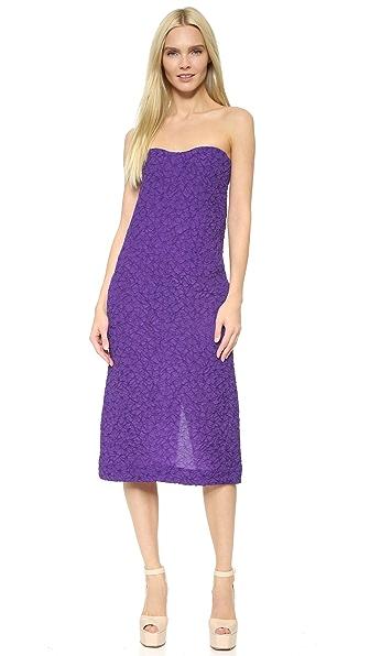 Nina Ricci Bubble Jacquard Dress