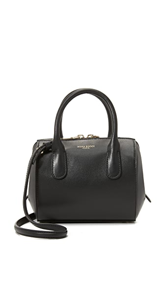 Nina Ricci Mini Barrel Bag