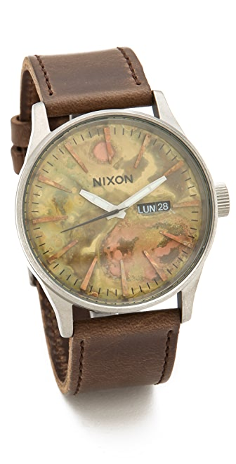 Nixon The Sentry Watch
