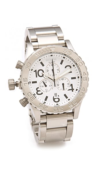 Nixon The 42-20 Chrono Watch