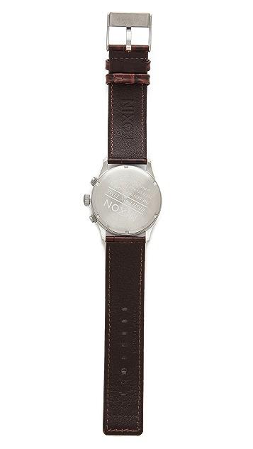 Nixon Sentry Chrono Watch