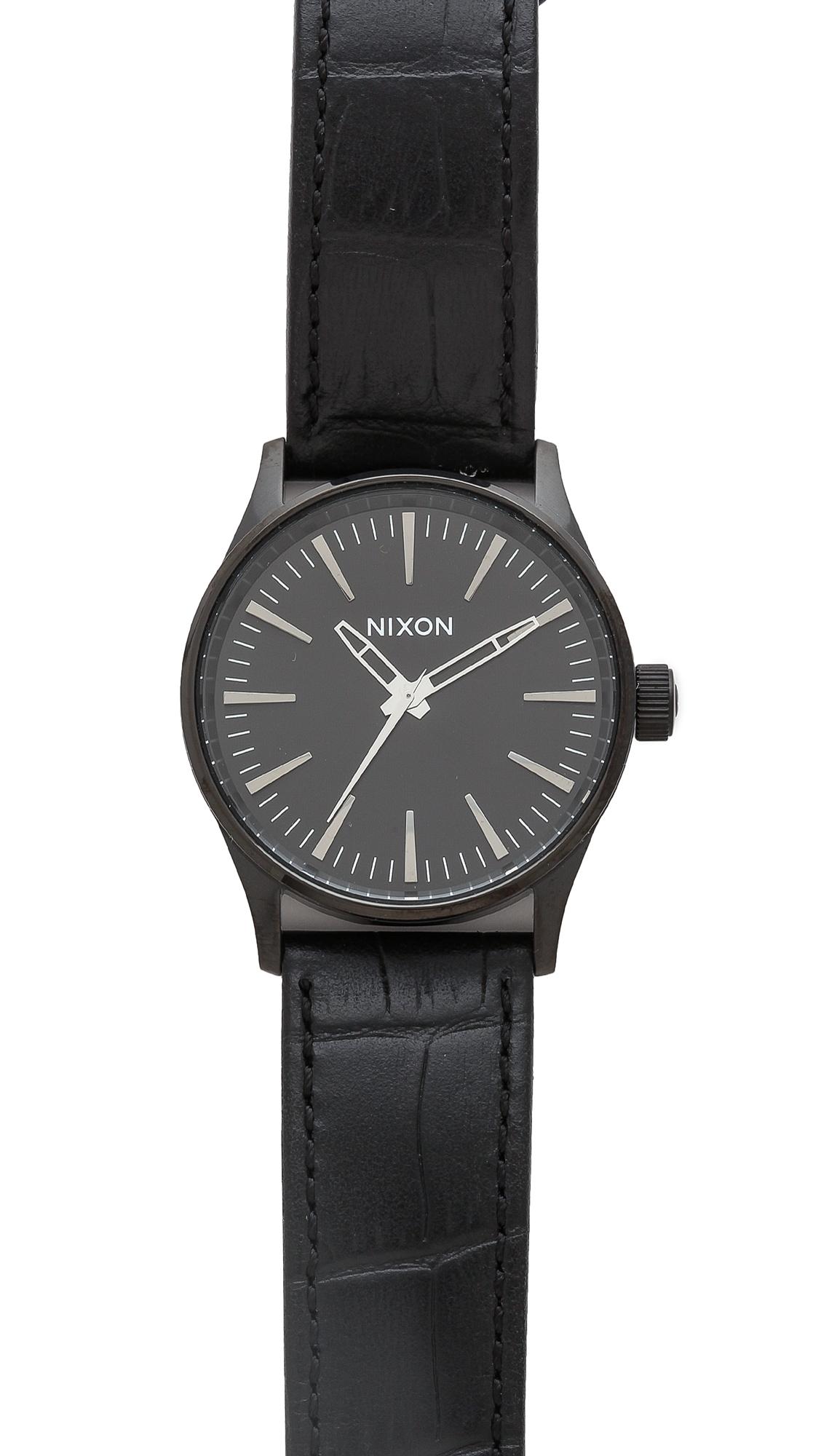 Nixon Watches SENTRY 38 WATCH