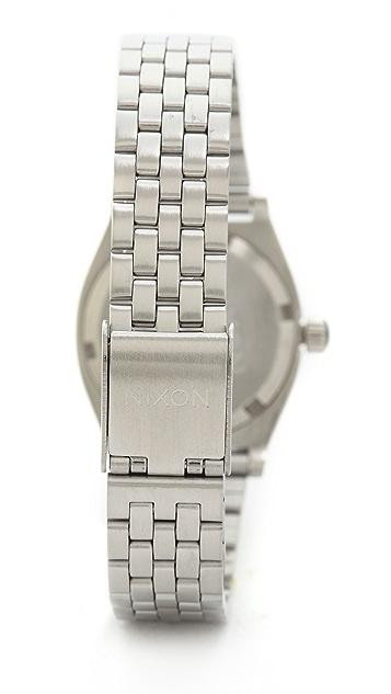 Nixon Small Time Teller Watch