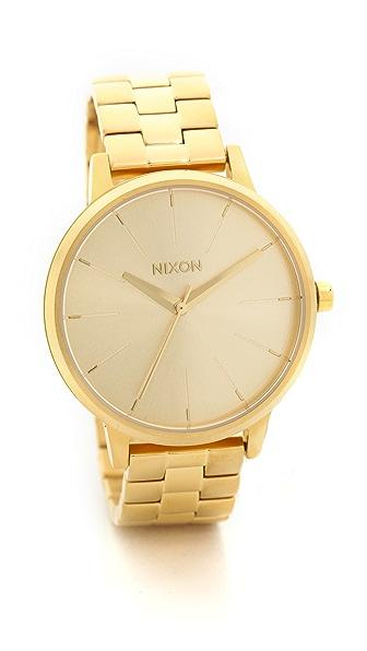 Nixon Kensington Watch - Gold