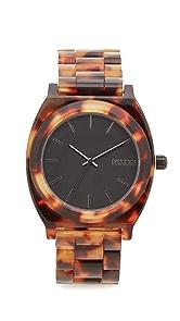Nixon Time Teller Acetate Watch