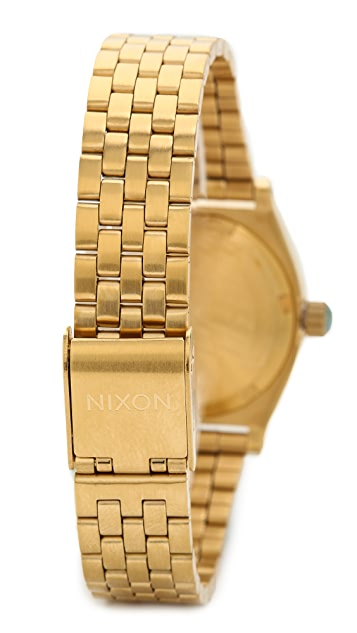 Nixon Small Time Teller Watch