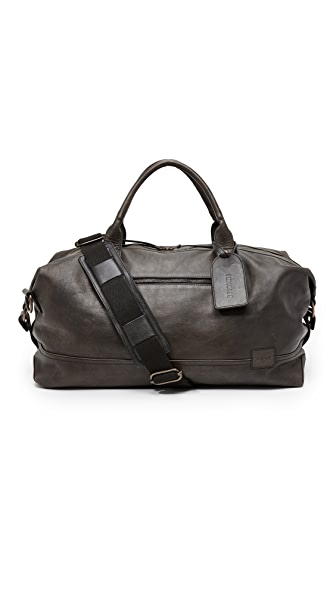 Nixon Desperado Leather Duffel Bag