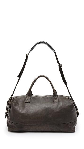 Nixon Desperado Leather Duffel Bag