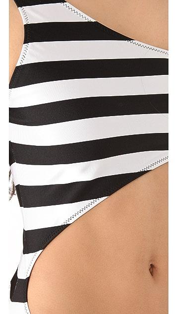 Norma Kamali Shane One Piece Swimsuit