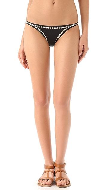 Norma Kamali Eric Bikini Bottoms