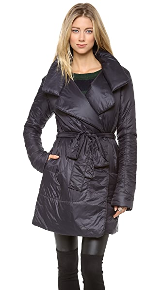 Norma Kamali Narrow Coat