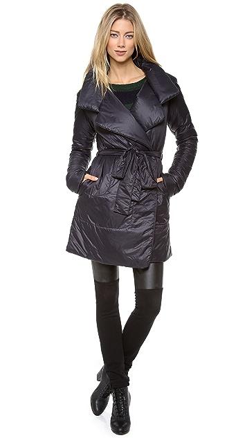 Norma Kamali Narrow Coat