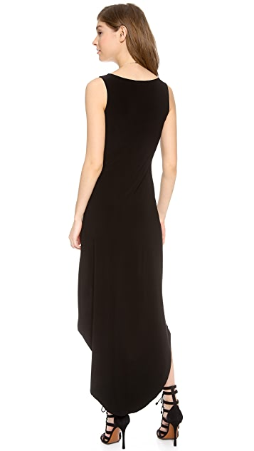 Norma Kamali Kamali Kulture Sleeveless Tank Dress