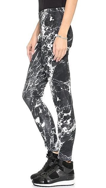Norma Kamali Basic Active Leggings