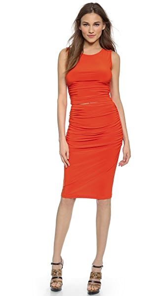 Norma Kamali Kamali Kulture Ruched Dress