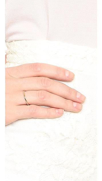 Nora Kogan Mama Ring with Diamond