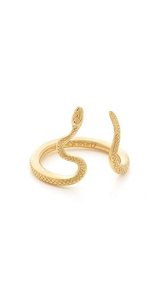 Nora Kogan Alexandra Snake Ring