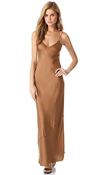 Nili Lotan Maxi Cami Dress