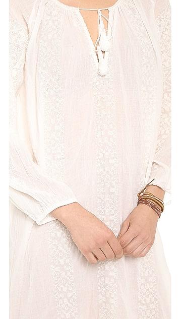 Nili Lotan Bohemian Dress