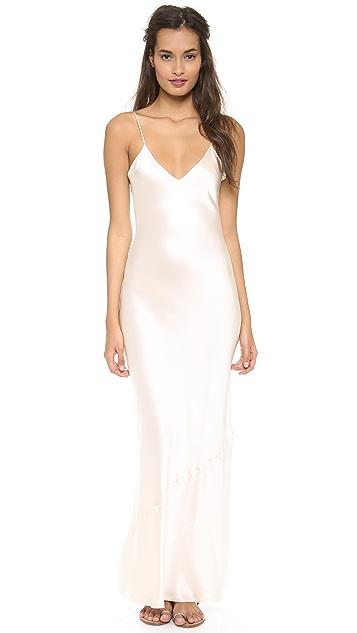 Nili Lotan Maxi Cami Dress