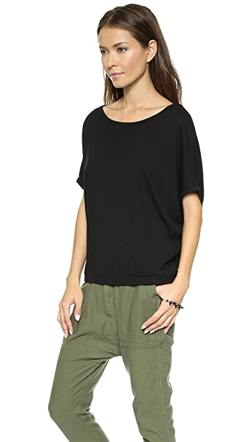 Nili Lotan Square Sleeveless Top