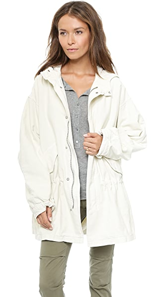 Nili Lotan Hooded Anorak