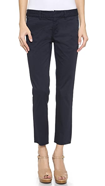 Nili Lotan East Hampton Pants - Dark Navy
