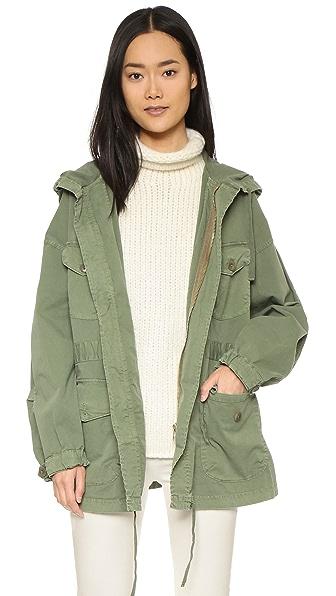 Nili Lotan Army Jacket at Shopbop