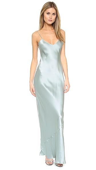 Nili Lotan Cami Maxi Dress