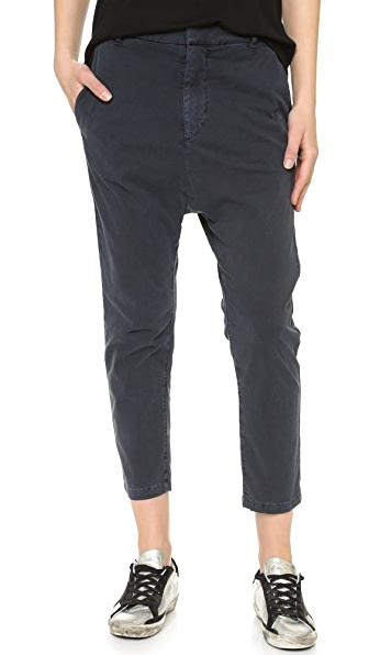 Nili Lotan Paris Pants In Dark Navy