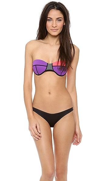 N.L.P Bandeau Bikini Top
