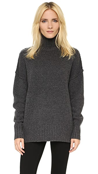 NLST Oversized Turtleneck Sweater