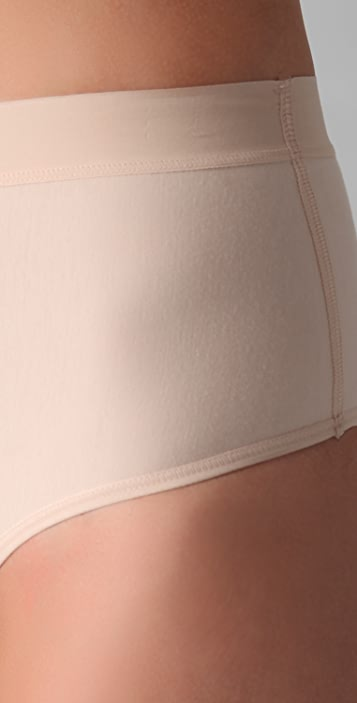 Nearly Nude Thinvisible Smoothing Cotton Thong