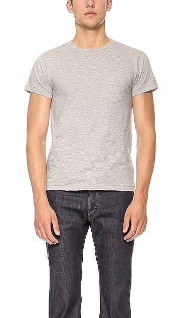 Noble Denim Pocket T-Shirt