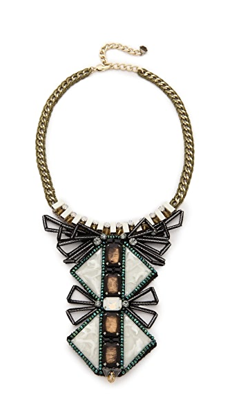 Nocturne Tiebele Necklace
