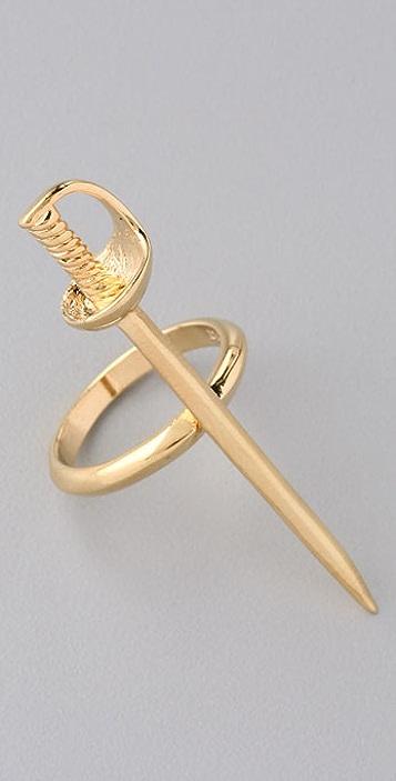Noir Jewelry Dagger Ring