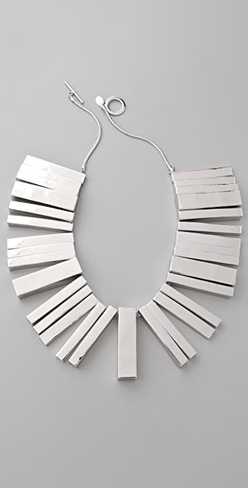 Noir Jewelry Modernist Necklace