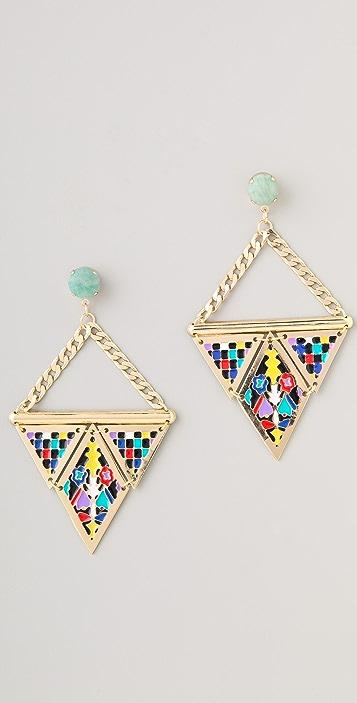 Noir Jewelry Hacienda Earrings