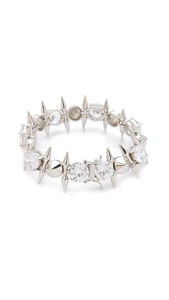 Noir Jewelry Mini Punks Thin Bracelet