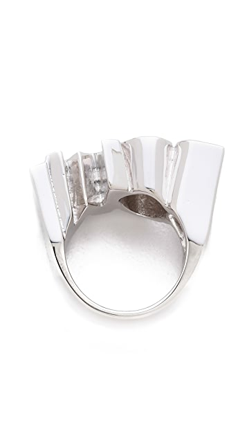 Noir Jewelry Pow Ring