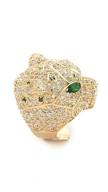 Noir Jewelry Jaguar Ring