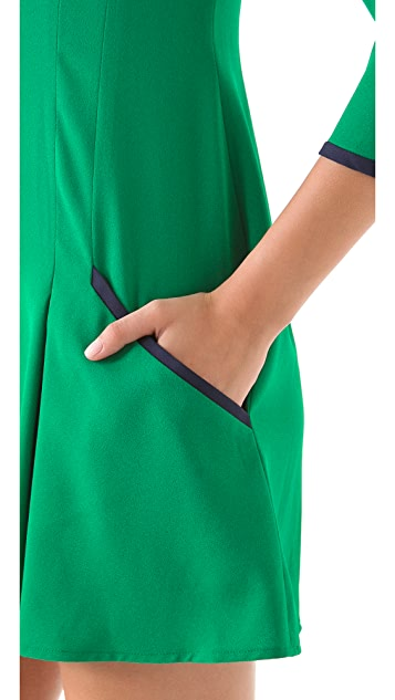 Misha Nonoo Long Sleeve Dress