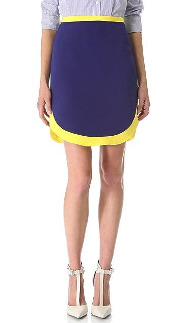 Misha Nonoo Mayte Side Split Skirt