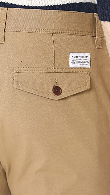 Norse Projects Arnkell Light Pants