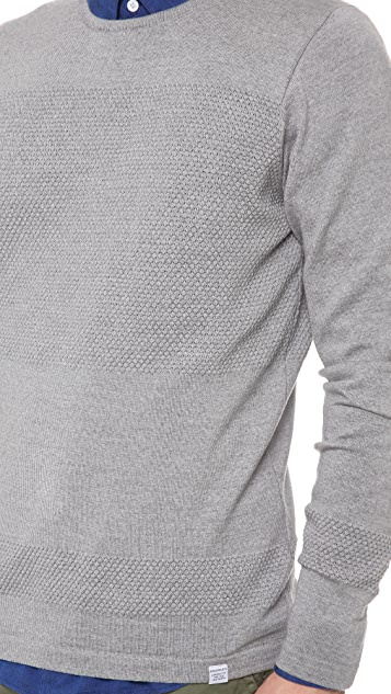 Norse Projects Bubble Crew Sweater