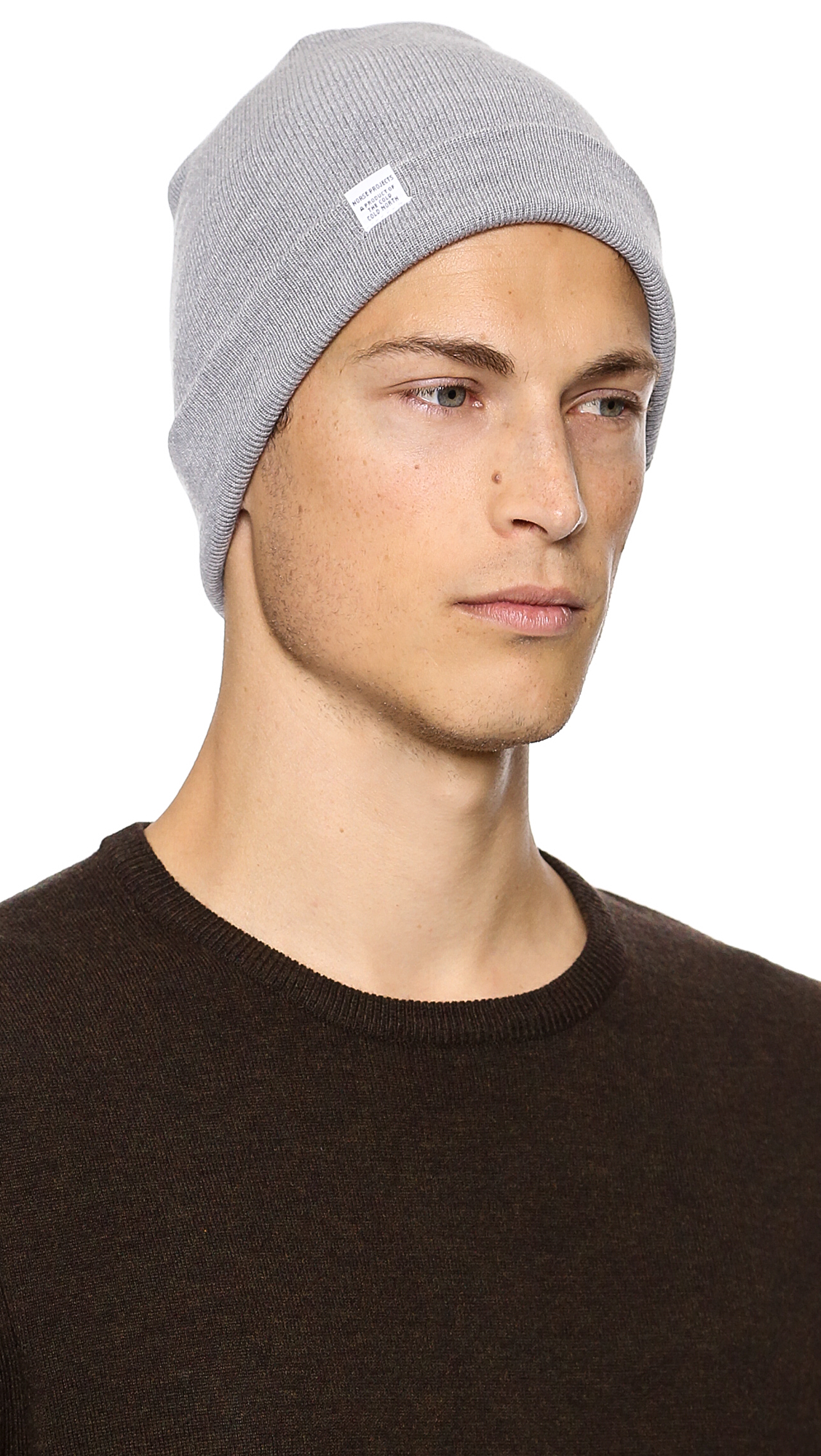 f75cd050eae Norse Projects Norse Top Beanie