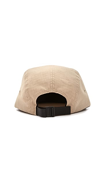 Norse Projects Ripstop 5 Panel Cap
