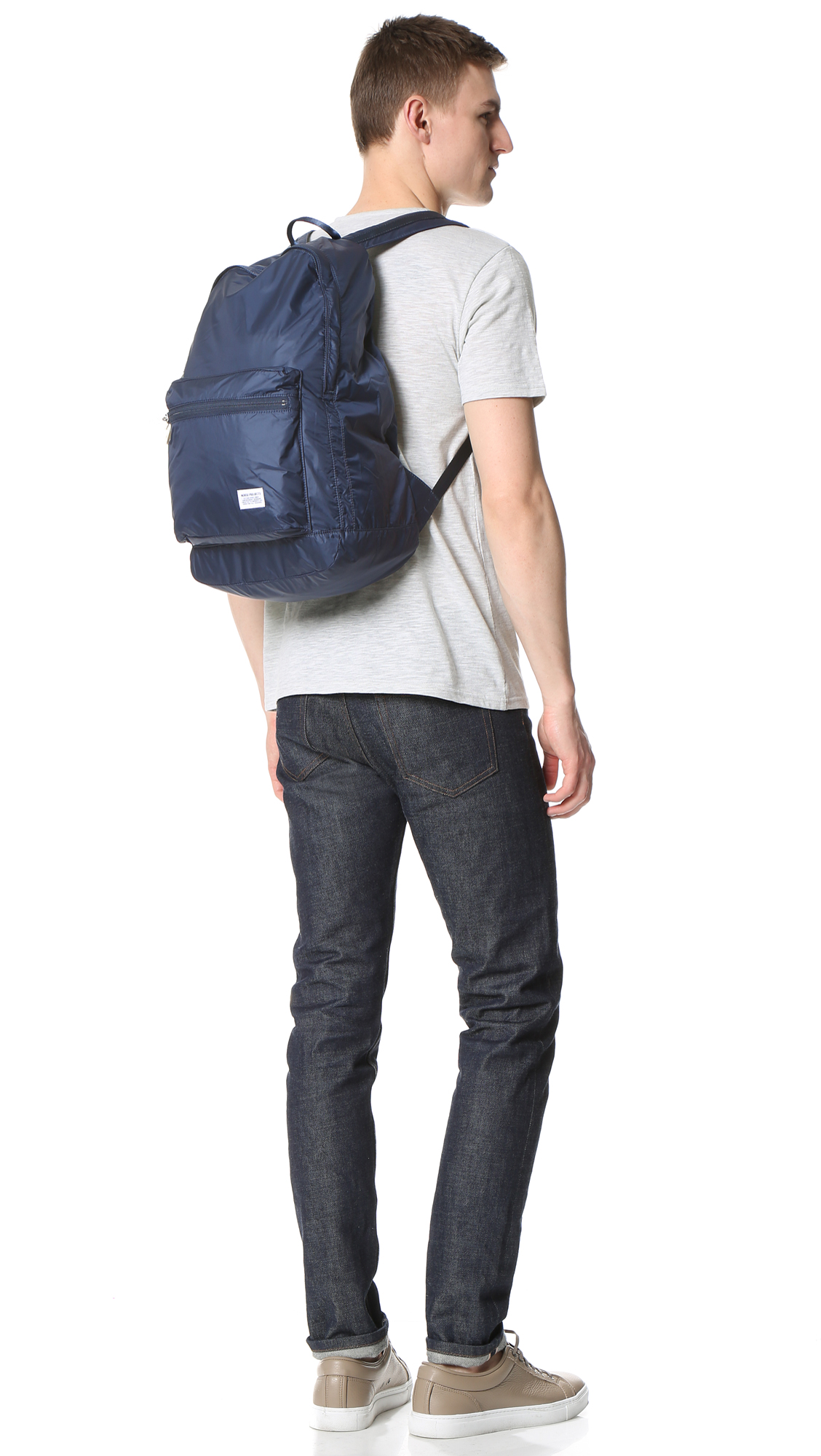8a840d3252 Norse Projects Louie Light Ripstop Backpack